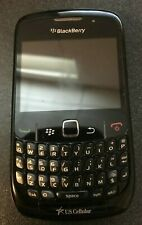 BlackBerry Curve 8530 Black U.S. Cellular Smartphone Very Good Used Parts Repair
