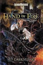 Hand of Fire (Forgotten Realms Novel: Shandril's Saga) by Ed Greenwood - PB