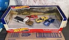 Hot Wheels 1:64 Premium Collector Diecast Vehicle Set - GMH39-986E