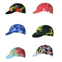 Fahrrad Radfahren Caps Bike Outdoor Sport Hüte Stirnband Kopfbedeckung Helm B8T9