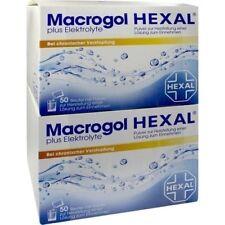 MACROGOL HEXAL plus Elektrolyte Plv.z.H.e.L.z.E. 100 St 08875442