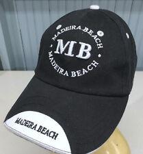 Madeira Beach Florida Tourist Adjustable Baseball Cap Hat