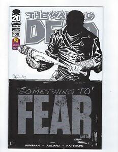 Walking Dead # 100 1st Print NM Image Kirkman AMC Zombie PX Exclusive 1st  Negan