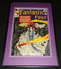Fantastic Four #47 Framed 12x18 Cover Photo Poster Display Official Repro