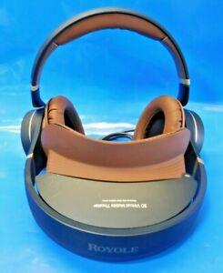 4G Royole Moon IMAX 3D Virtual Reality Glasses 32G VR Theater HDMI XBOX UVA @A32