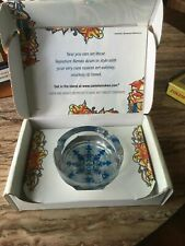 Camel glass ashtray rare promo 2006 rj Reynolds unused look!