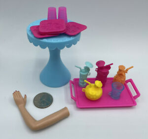 Barbie Doll DIORAMA Food Accessory GROCERY STORE TROPICAL VACATION DRINKS HAWAII