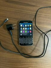 BlackBerry Classic Q20 Unlocked 16Gb 4G Lte Keyboard Smartphone Black Qwerty