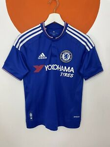 Kids Youth Adidas Chelsea Home Shirt Kit Top Jersey UK Size 13-14 Years