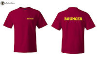 Event Bouncer Secuirty Staff Party Guard T-Shirts S-5XL