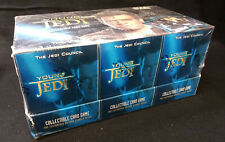 Star Wars CCG Young Jedi The Jedi Council Starter Deck Display Box SEALED!!