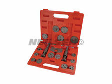 Brake Piston Caliper Rewind Tool Set left & right wind & push back 18 Pc 1225
