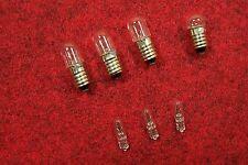 Lampensatz für Grundig  RTV 800 / RTV 801 / RC800 / RTV 800a / RTV 801a  lamps