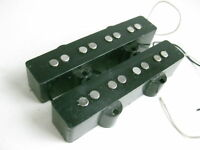 SET 2 FENDER AMERICAN JAZZ BASS pickups - 0992123000 - guitare JB - used