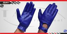 DRIVING GLOVES SOFT REAL SHEEPSKIN LEATHER TOP QUALITY MEN FASHION STYLISH