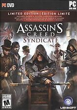 Assassin's Creed: Syndicate -- Limited Edition (PC, 2015) Darwin and Dickens