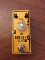 Tone City Golden Plexi Distortion Guitar Effect Pedal
