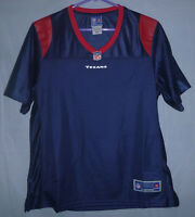 Houston Texans NFL Football Blank Jersey Women's Size Medium New Retail $69