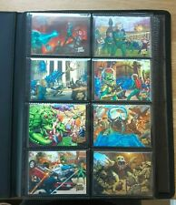 2013 Mars Attacks Invasion Complete 95 Card Gold Parallel Base Set