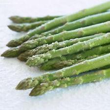 20x Asparagus Seeds Organic Heirloom Rare Green Vegetable Perennial Garden Hot
