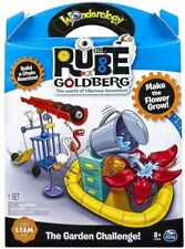 New Rube Goldberg - The Garden Challenge Stem Toy Kit (Build A Chain Reaction)