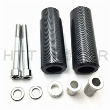 Carbon Fiber Frame Sliders Crash Protectors For Yamaha FJR1300 2006-2011