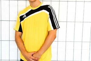 adidas T-Shirt Gr. M gelb Shirt Training 2010 used Look EP1