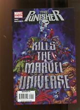 2008 PUNISHER KILLS THE MARVEL UNIVERSE (9.2) ONE SHOT!