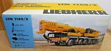Liebherr Ltm 1160/2 Car Crane Mobile With Gittermasten New Original Packaging