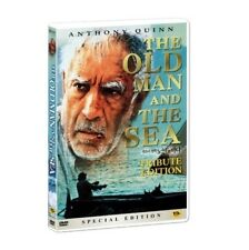The Old Man And The Sea (1990) DVD - Anthony Quinn (New & Sealed)