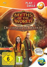 PC-Spiel MYTHS OF THE WORLD: DIE CHINESISCHE HEILERIN (Wimmelbild-Adventure)