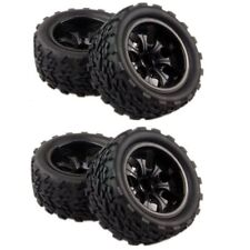 High Quality Wheel New Set For 1/10 HSP 94111 94188 94108 HPI 4pcs Tires Racing