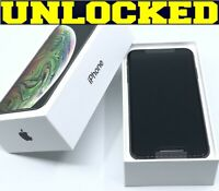 Apple iPhone XS - 64GB SPACE GRAY (UNLOCKED) Verizon │AT&T│ T-MOBILE *O/B* A+++