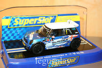 Slot SCX Scalextric Superslot H3528 BMW Mini Cooper S Lee Allen Nº1 - New