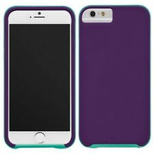 Case Mate Slim Tough Dual Protection For Apple iPhone 6 & 6S - Purple/Light Blue