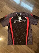 New Dainese Claystone Bike Jersey Men Medium MD Enduro Dh Downhill