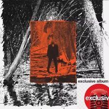 New Justin Timberlake Man of The Woods / Cd Target Exclusive + poster + digita