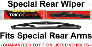 "TRICO 12-E 12"" Rear Wiper Blade for Snap Claw Rear Arm SUV Wagon Crossover 12E"