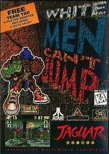 White Men Can't Jump Atari Jaguar Game Cartridge