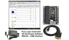 PLC Ladder Logic Programmable Controller Professional Starter Kit w Software USA