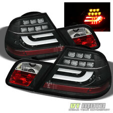 2000-2003 BMW E46 3-Series Coupe Philips-LUMILED LED Bar Tail Lights Brake Lamps