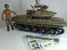 "1/6 tank panzer leopard vehicle rolly toys 12"" action man - hot toys - Gi Joe"