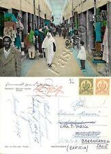 Libia - Bengasi, mercato coperto - 1957