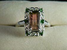Custom 2.86 ct. Emerald Cut Pink Tourmaline