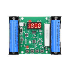 18650 Lithium Battery Capacity Tester Voltage Discharge Energy Meter Module