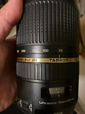 Mint! Tamron SP A005 70-300mm f/4.0-5.6 Di VC USD Lens For Canon