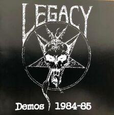 LEGACY - Demos 1984-85 (NEW*PRE-TESTAMENT*BAY AREA SPEED/THRASH METAL*LIM.DIGI))