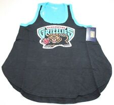 GIII For Her NBA Vancouver Grizzlies Womens Power Play Tank Top Size Large
