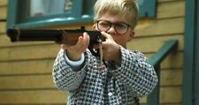 tA Christmas Story Red Ryder BB Gun Old Blue Compass Prop Replica!