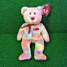 NEW Ty Beanie Baby Singabear Retired Plush Toy - MWMT - FREE Shipping